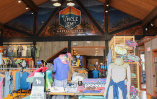 uncle lems outfitters pigeon forge tennessee